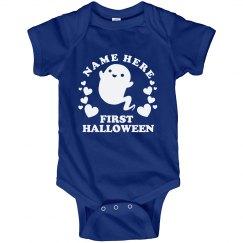 First Halloween Baby Boy