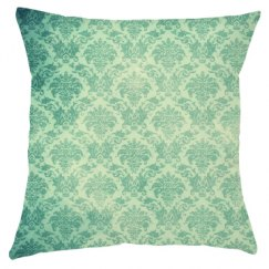 Green Country Pillow