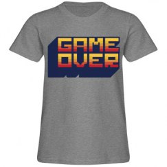 Game Over Youth Shirt