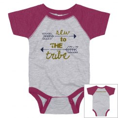 New to the Tribe GIRL