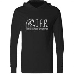 O.A.R. Wave lightweight hoodie