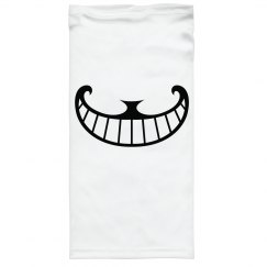 Adult Gaiter buff - Smile Black