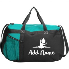 Personalized Dance Bag for Girls