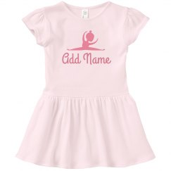 Little Dancer With Custom Name