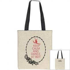 Keep Calm - Name Bag