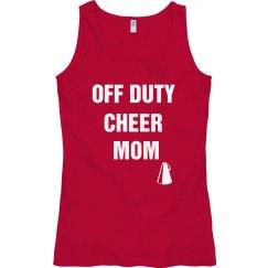 Off duty cheer mom