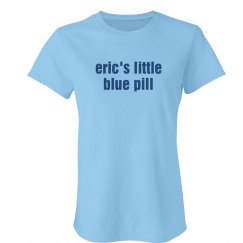 Eric's Little Blue Pill