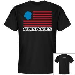Johnny Dappa Trading Co. Premium Trump Nation T-Shirt B