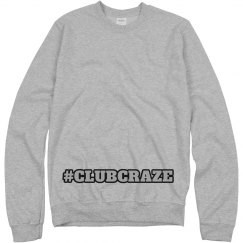 """Check Out My Sweater"" Crewneck Sweatshirt"
