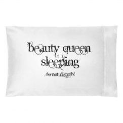Beauty Queen Sleeping