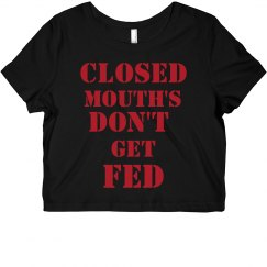 Closed Mouth