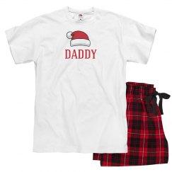 Custom Daddy Santa Hat