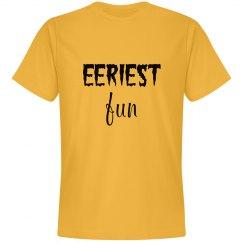 Eeriest Fun Halloween Tshirt