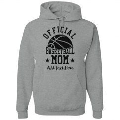 Official Basketball Mom