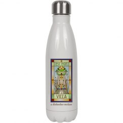 Villa Logo Stainless Steel Insulated Bottle
