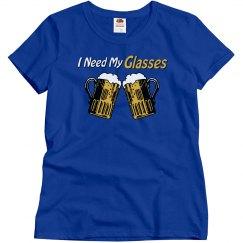 Beer Drinker Humor T-Shirt 2