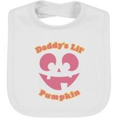 Daddy's Lil Pumpkin