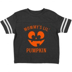 I Am Mommy's Little Cute Pumpkin