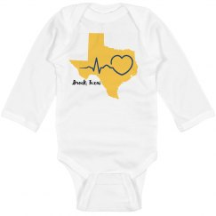 Brock Onesie Texas