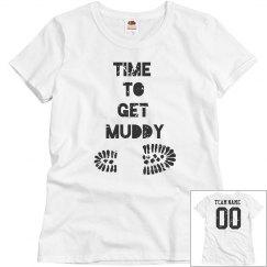 Get Muddy Custome OCR Team