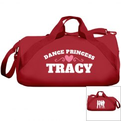 Tracy, dance princess
