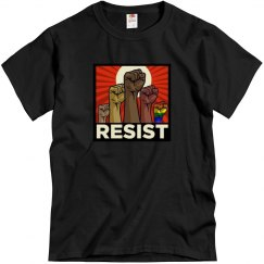 Resist Tee Shirt