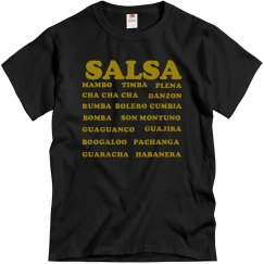 Salsa by any other name M