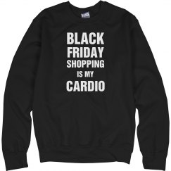 Black Friday Cardio