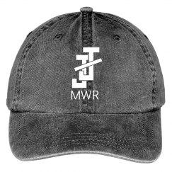 JJ Regional Hat - Navy w/White Text