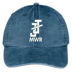 JJ Regional Hat - Navy w/White Text
