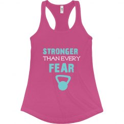Stronger Than Every Fear