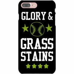 Glory & Grass Stains Phone Case