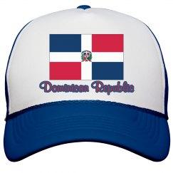 Dominican Republic Snapback