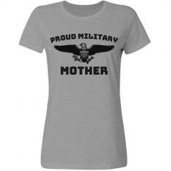 Proud Military Mother