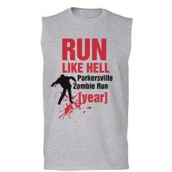 Run Like Hell Zombie