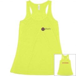VFit Tank - Neon Yellow