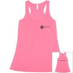 VFit Tank - Hot Pink