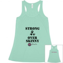 VFit Strong Over Skinny Racer Back