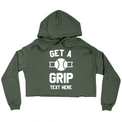 Get a Grip Tennis Crop