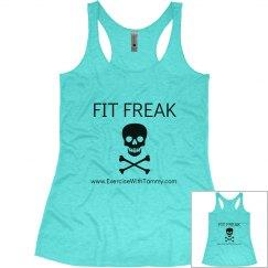 Fit Freak Tahiti Blue