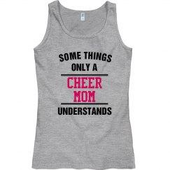 Cheer mom understands