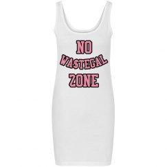 No Wa$tegal Zone dress