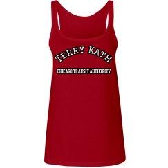 Terry Kath Chicago Women's Tank