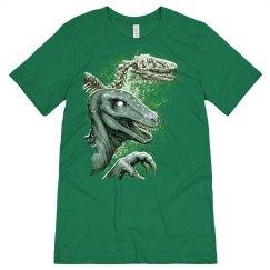 Raptor in Green