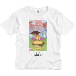 LITTLE K. YOUTH T-SHIRT
