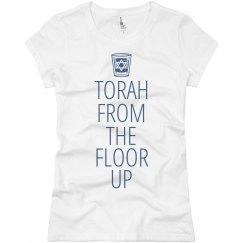 Hanukkah Drinking Shirt