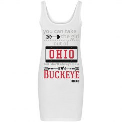 Ohio's State Tree Dress