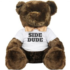 GIANT SIDE TEDDY