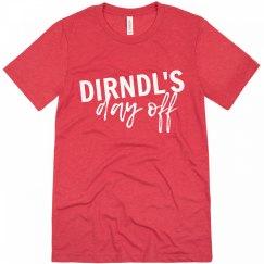 Dirndl's Day Off