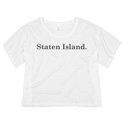 Staten Island Flowy Shirt
